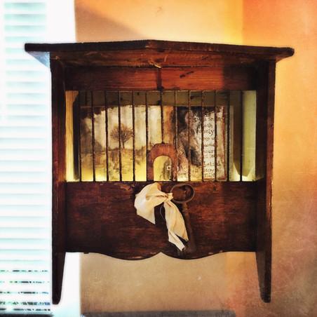 Charlotte's Caged Bird