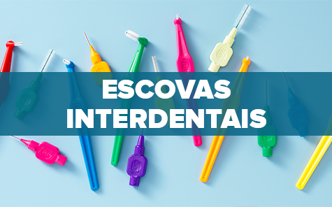 ESCOVAS-INTERDENTAIS