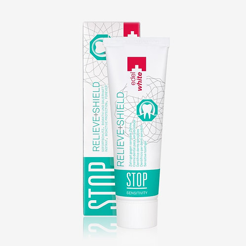 Creme Dental Stop Sensitive Edel-White 75ml