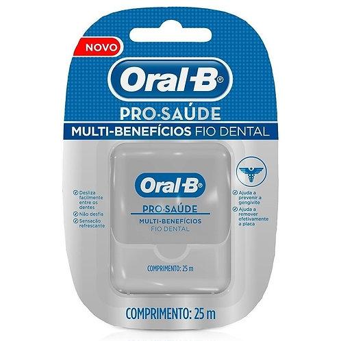 Fio dental Oral B Pró Saúde