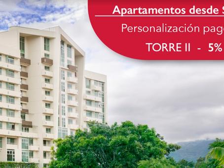 ESTE 2020 INVIERTA EN UN APARTAMENTO EN TORRES DE HEREDIA II