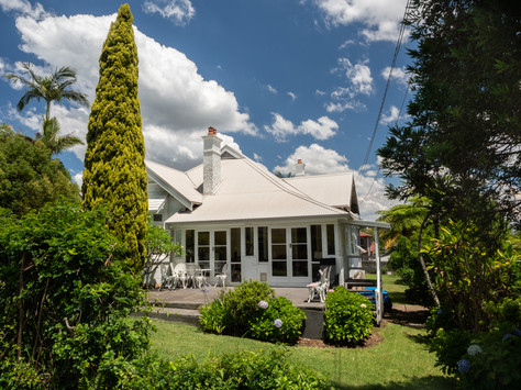 Architecture in Hornsby Shire
