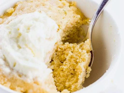Microwave Cup Cake