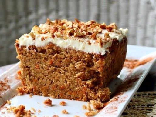 Carrot Cake - LCHF