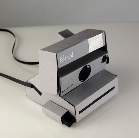 Paper Polaroid (2019)