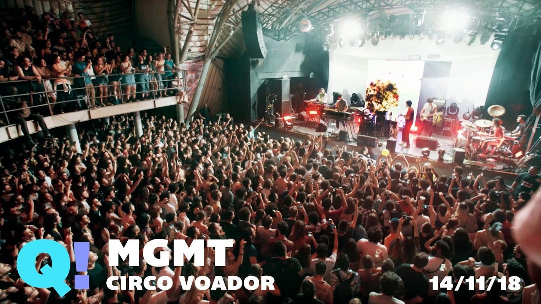 Queremos MGMT Rio