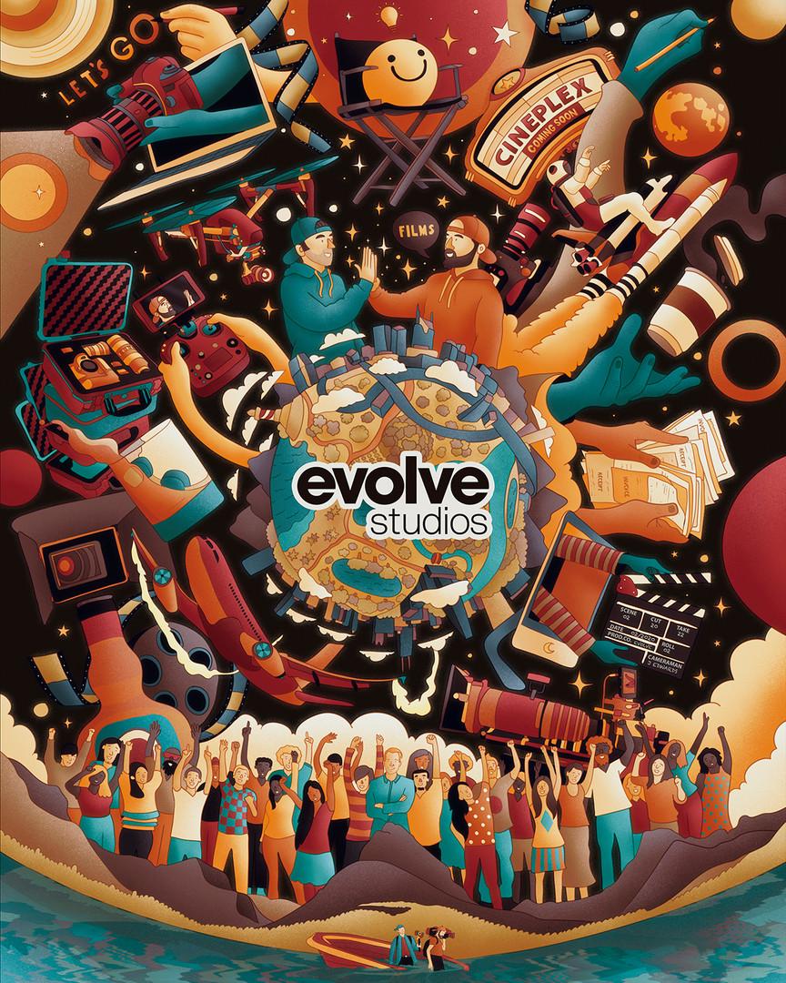 Evolve Studios