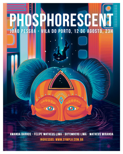 Phosphorescent Party