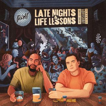 Album covers (illustration)