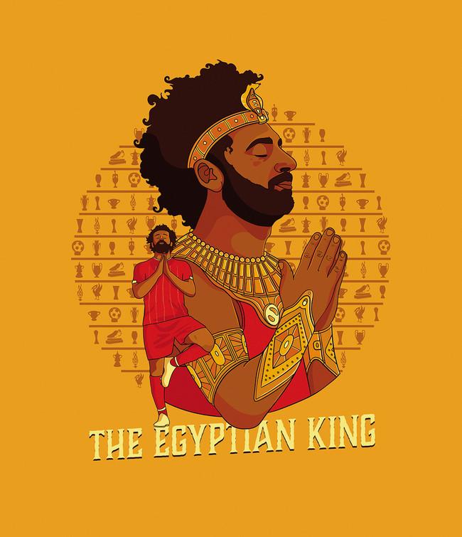 The Egyptian King