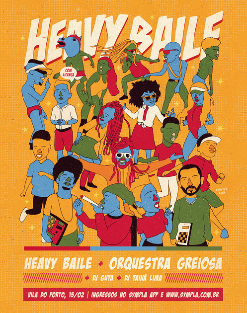 Heavy Baile