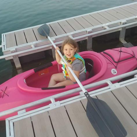 ADA Kayak Launch