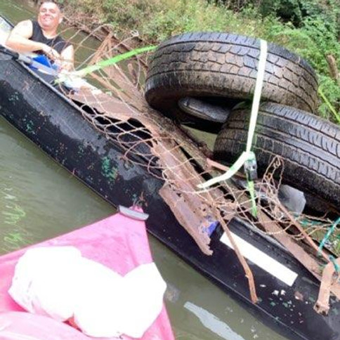Kokosing River Clean-Up