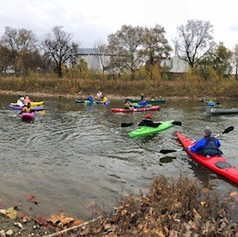2019 PFH Veteran's Day Paddle