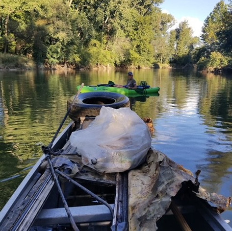 Kokosking River Clean Up 2018