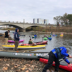 2019 PFH Veteran's Day Paddle