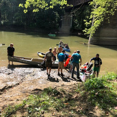 Mohican River Clean Up 2019