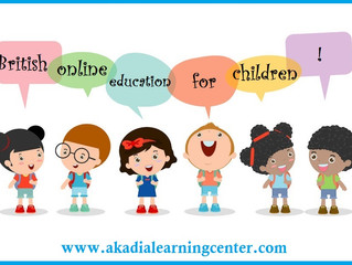 GCSE Primary Online Education Program for children