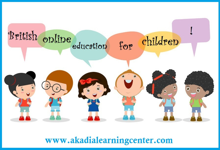 online English for children