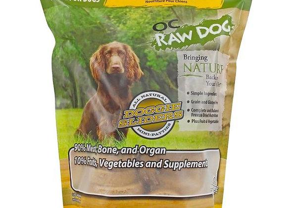 OC Raw Foods - Freeze Dried Chicken & Produce Sliders - 14 oz