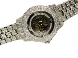 Lex Diamond Watch
