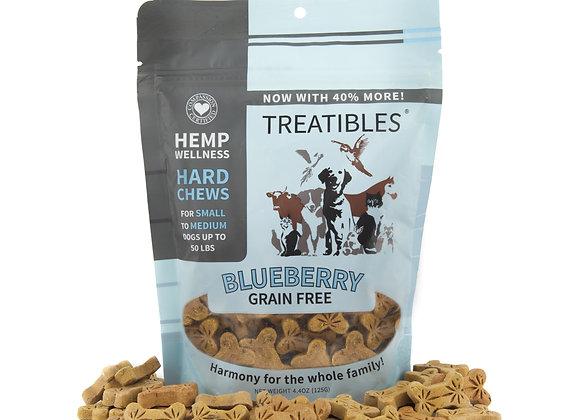 Treatibles Blueberry Chews
