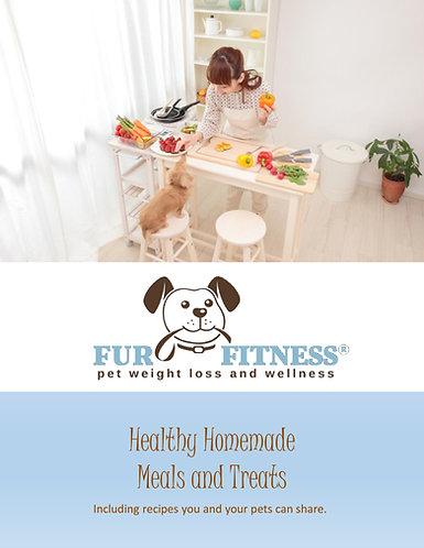 Recipes for Healthy Homemade Meals & Treats
