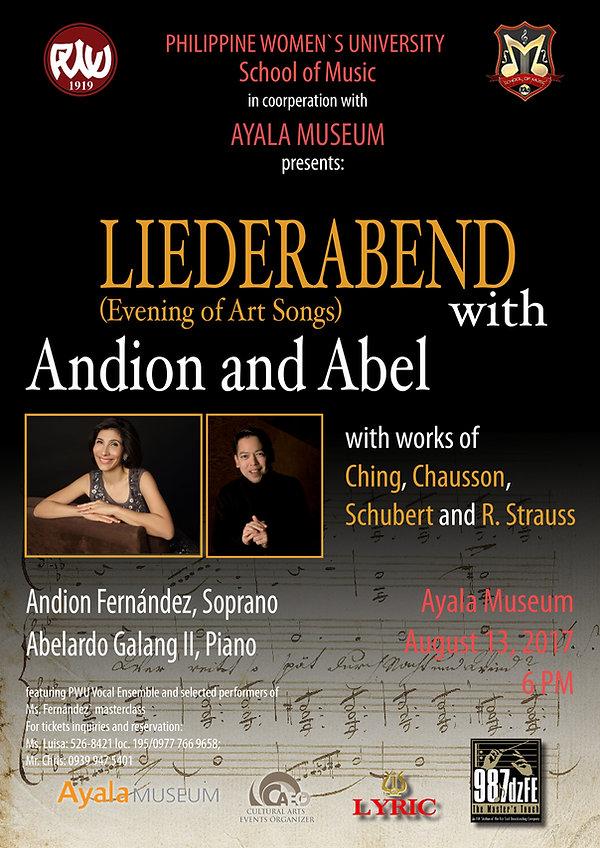 Abelardgo Galang Concert