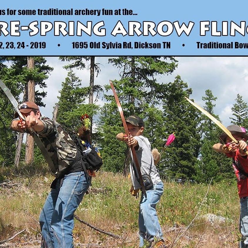 Pre-Spring Arrow Fling