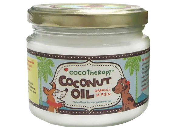 Coco Therapy Organic Coconut Oil for Dogs & People