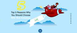 Info-graphic Website