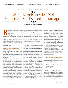 Using-Ex-Ante-and-Ex-Post-Benchmarks-in-