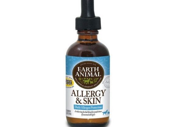 Earth Animal Allergy and Skin