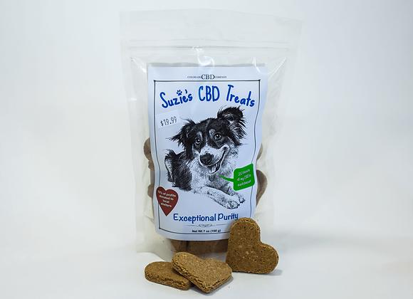 Suzie's CBD Treats for Dogs