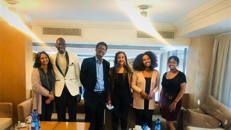 Iniciativa juvenil da Carta da Terra da Etiópia