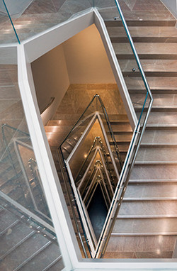 East Wing Stairs