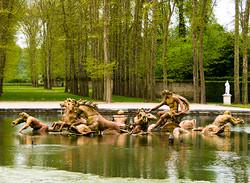 Versailles Apollo Fountain
