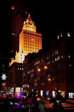 New York Christmas Eve