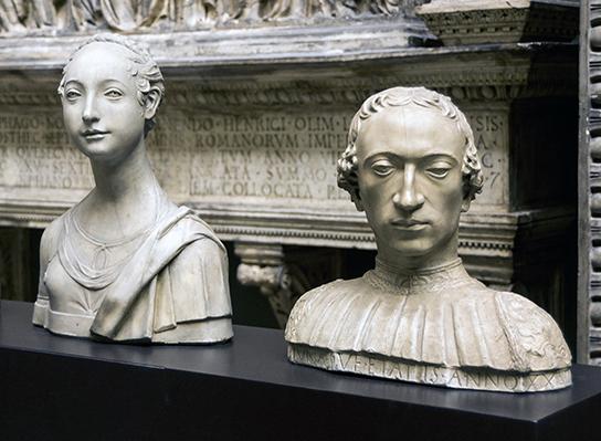 Renaissance Portrait Casts