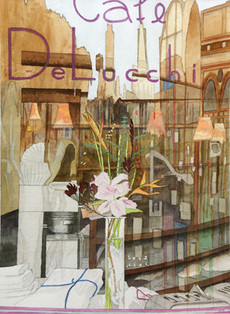 Cafe De Lucci