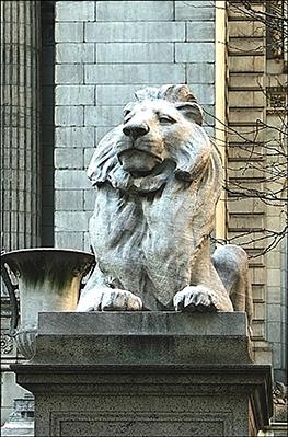 Literary Lion