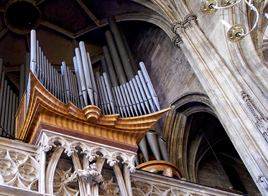Stephandom Organ