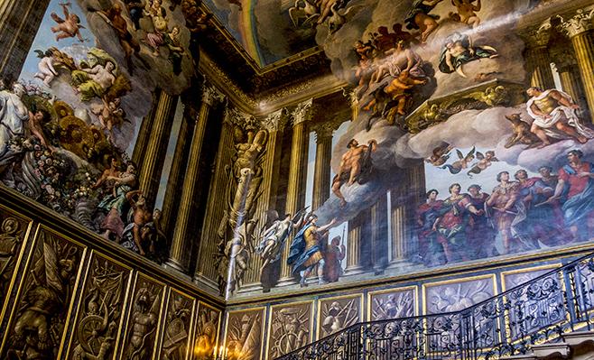 Hampton Court Staircase