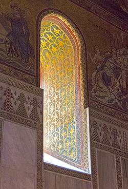 Monreale Duomo Window