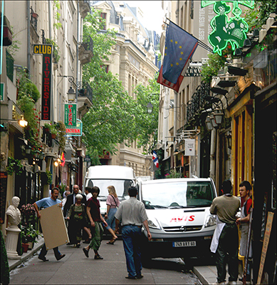 Paris Rue Buci
