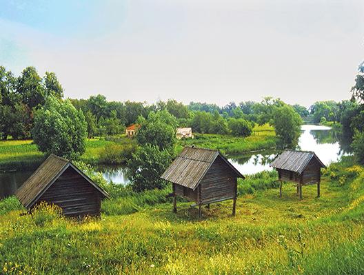Suzdal Kamenka River