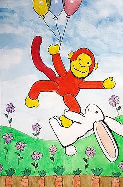 72dpi -bunny holding monkey.jpg