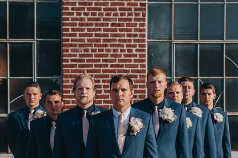 Gentz Wedding at The Brick Ballroom