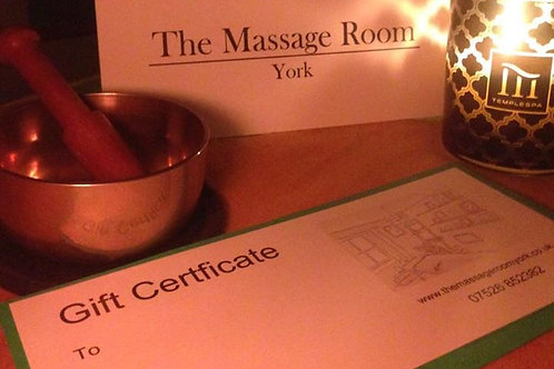 £25 Gift Certificate