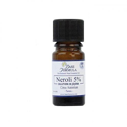 Neroli Essential Oil 5% Dilution